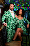 women's green st. patricks day dress