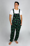 The Deck Yourselves | Mens Christmas Pajamaralls