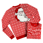 FREE Daddy Claus Sweater