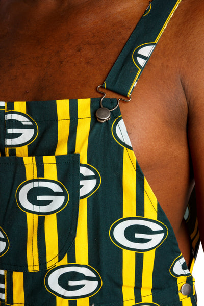 Green Bay Packers Game Day Overalls