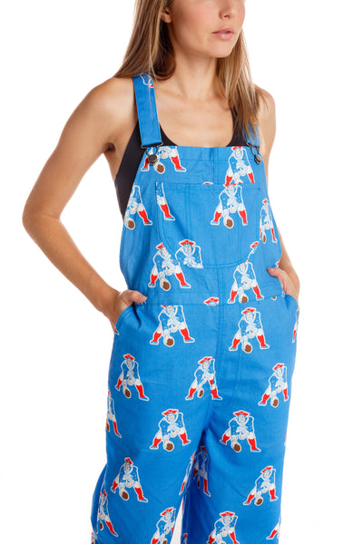 New England Patriots Overalls for Women
