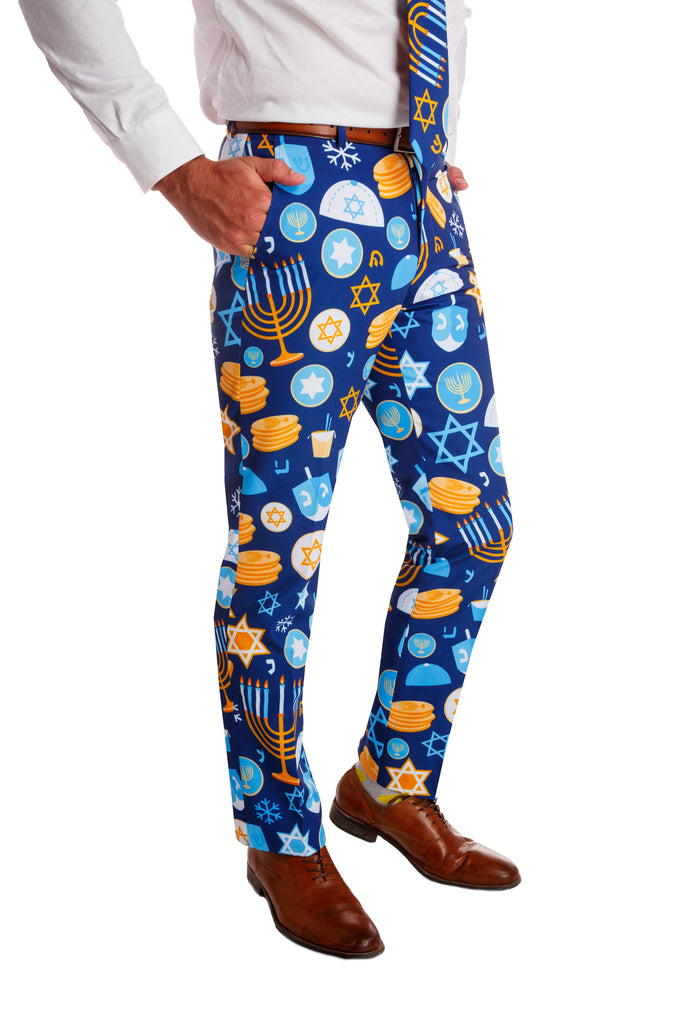 Happy Hanukkah | Hanukkah Holiday Pant