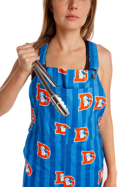 Ladies Denver Broncos Overalls