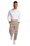 Holiday Striped Hammer Pants