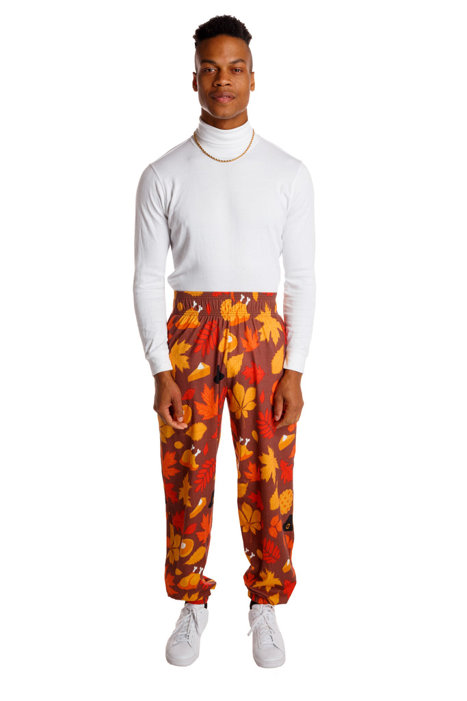 The Plymouth Pleasure Pants | Thanksgiving Dinner Pants
