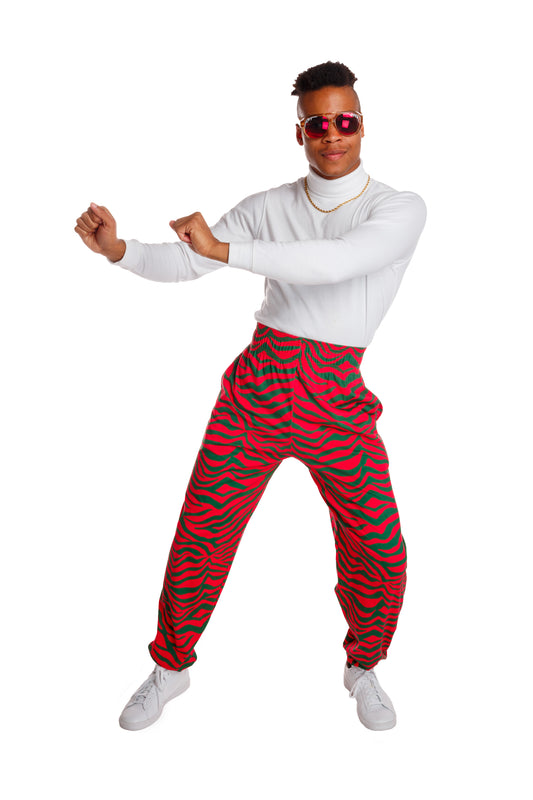 official supplier greatvarieties shop for official The Postmodern Pleasure Pants | Christmas Hammer Pants