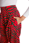 Christmas MC Hammer Pants for Women