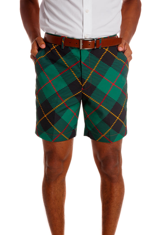 The Short Dangerfield | Thermos Plaid Shorts