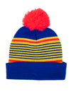 Ladies retro winter beanie