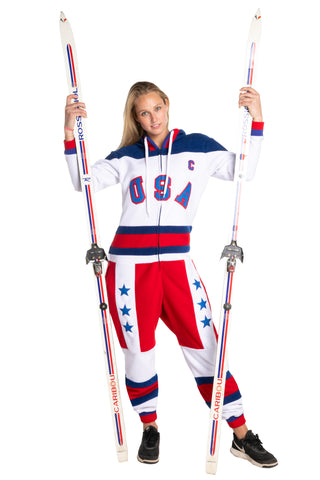 Ladies USA onesie