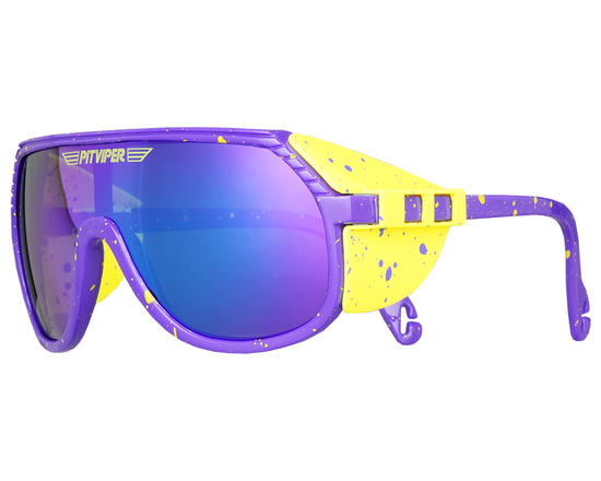 purple pit viper sunglasses
