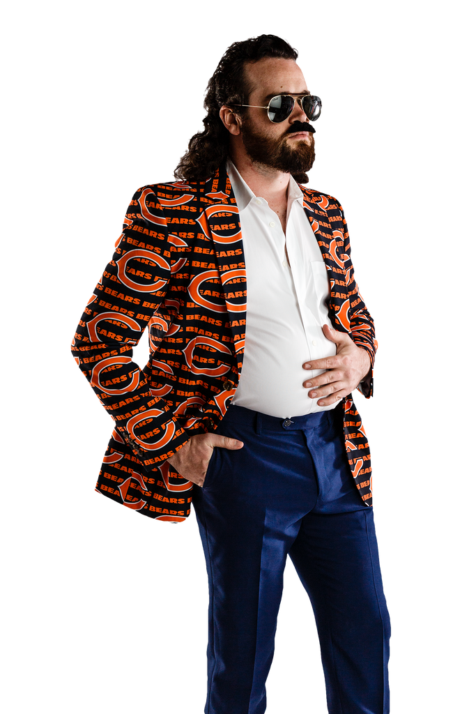 The Chicago Bears | NFL Gameday Blazer