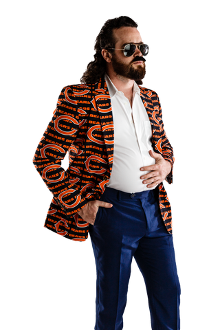 Men's Chicago Bears Blazer