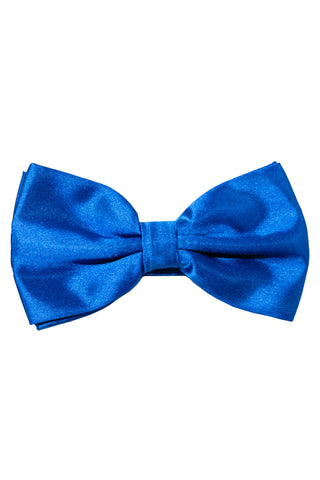 shinesty blue bow tie