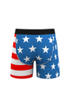 usa themed men's boxers