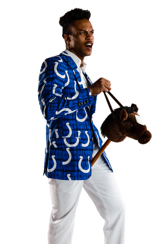 Men's Indianapolis Colts Blazer