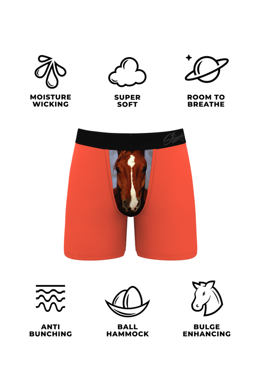 peach boxers for guys