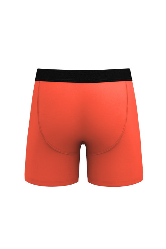 bright coral boxers for guys