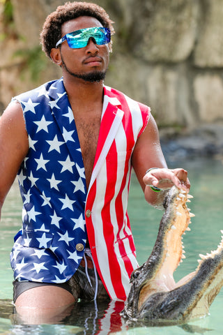 3659a0f3dadf1 Party Like a Patriot in American Flag Apparel For Men by Shinesty