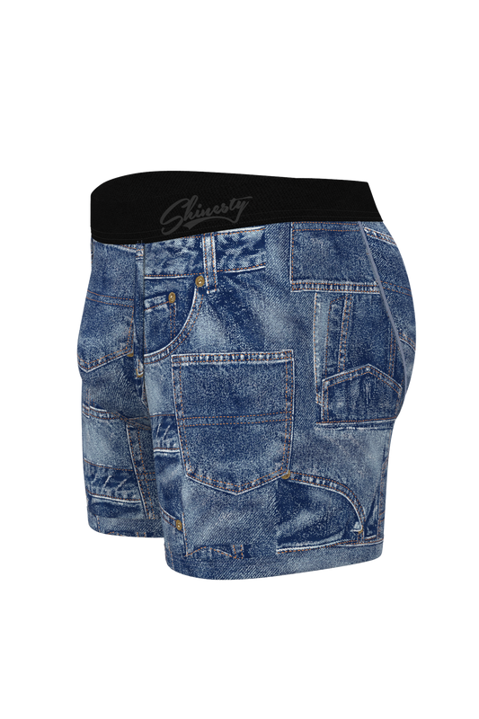 Denim underwear mens