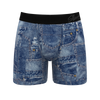 Men's denim boxers