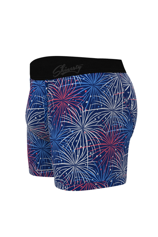 The Grand Finale | Fireworks Ball Hammock Pouch Underwear