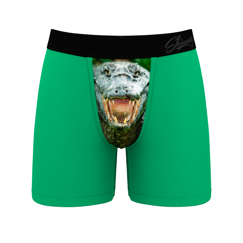 Ball Hammock Alligator Underwear Pack