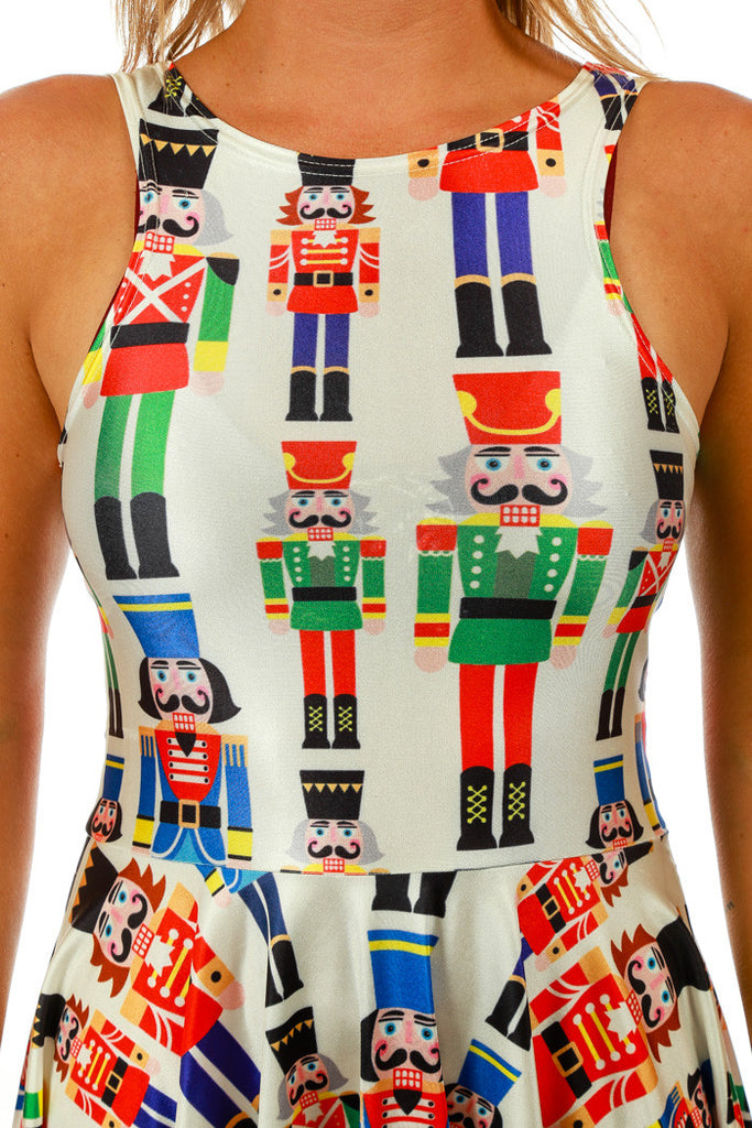 The Nutcracker Ugly Christmas Dress