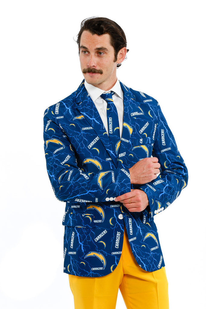 The Los Angeles Chargers Suit Jacket