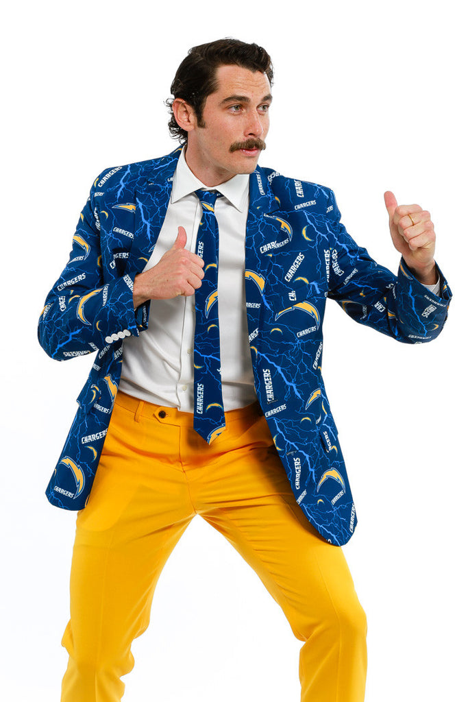 The San Diego Chargers Suit Jacket