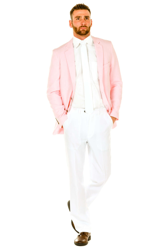 valentine s day pink suit the pearl player suit