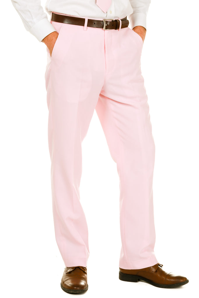 The Magenta Magic Maker | Mens Pink Suit Pants