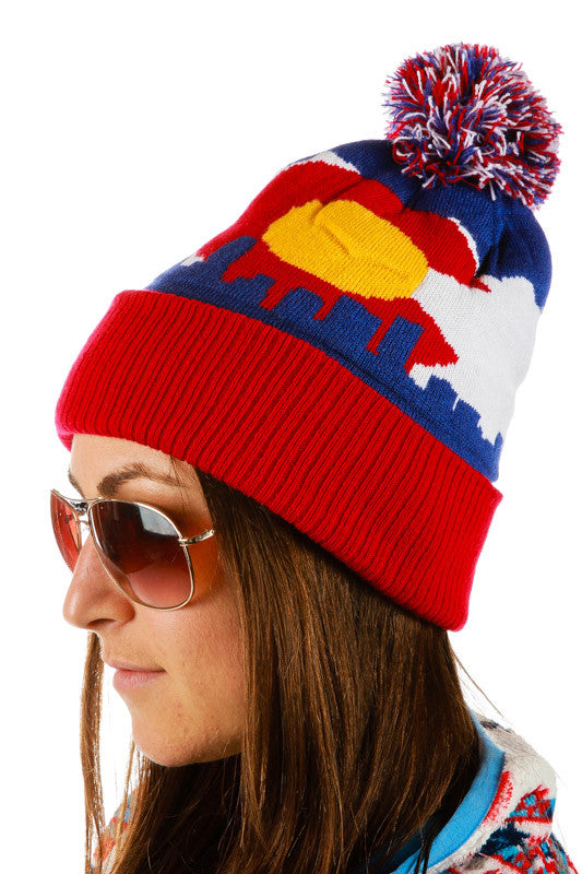 Rocky Mountain High Beanie