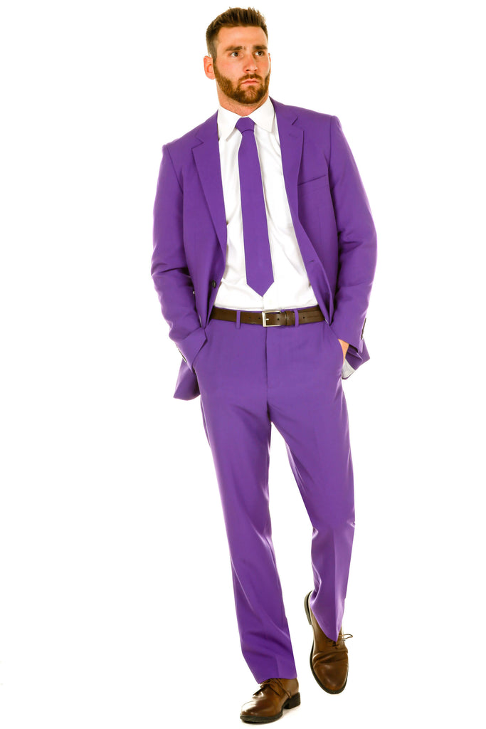 Purple Suit | The Purple Pimp Suit