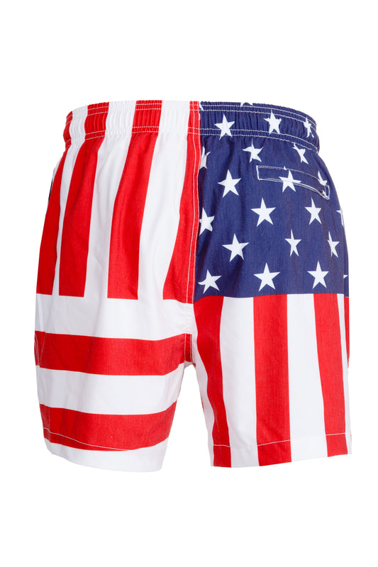 4th of july swimsuit for men
