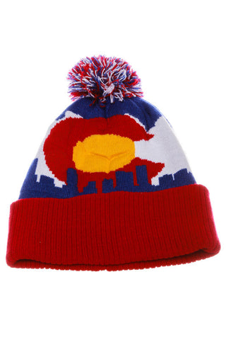 Rocky Mountain High Beanie - Shinesty