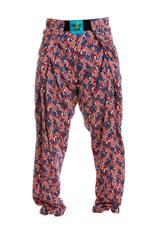 One Size Fits All Nut Checkin' Freedom Pants - Shinesty