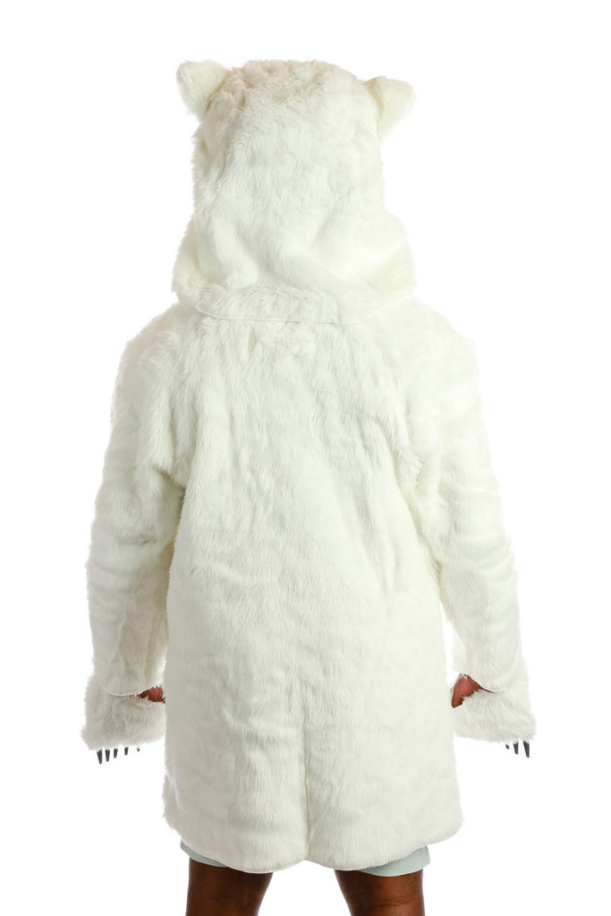 Ursus Blanco Bear Coat - Shinesty