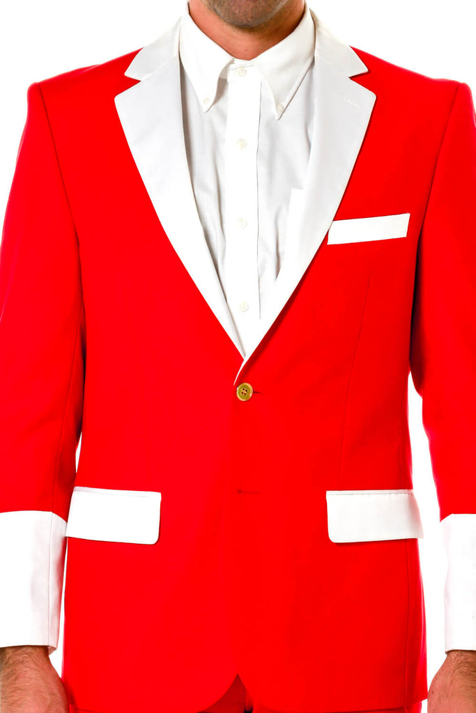Bad Santa Claus Suit