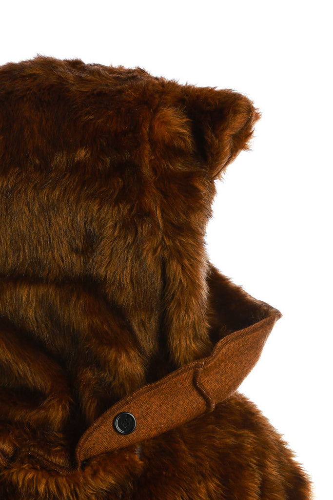 bear coat for men
