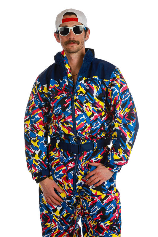 The Vincent van Snogh Willyfinder Ski Suit