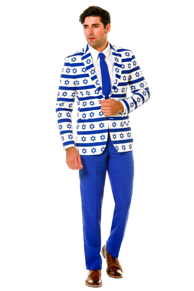 Ugly Hanukkah Sweater Sut