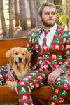 The Puppy Style | Ugly Christmas Sweater Suit