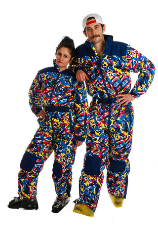 The Vincent van Snogh Willyfinder Ski Suit - Shinesty
