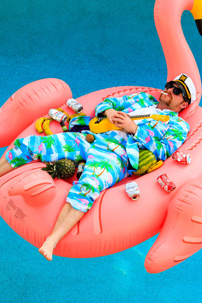 The Grand Cayman Party Suit by Opposuits - Shinesty