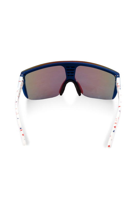 Retro sunglasses UV protection