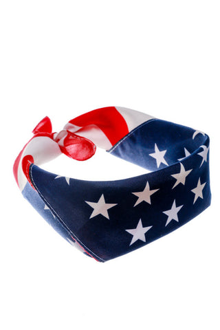 "The ""John Hancock"" American Flag Bandana - Shinesty"