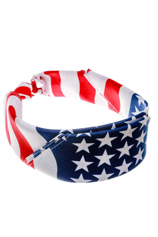 The Freedomizer American Flag Bandana - Shinesty