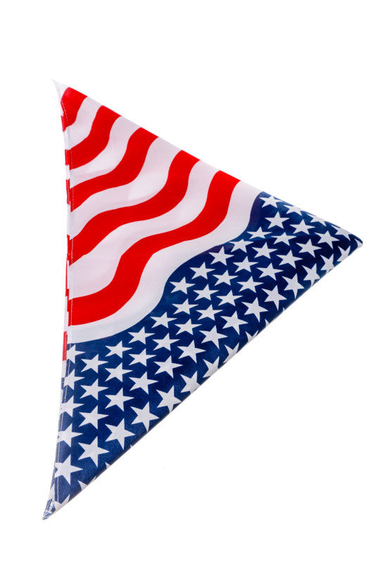 The Freedomizer American Flag Bandana