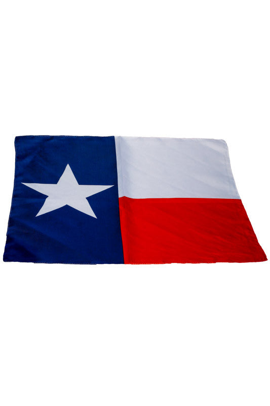 Tejas Means Texas, Numb Nuts Texas Flag Bandana - Shinesty
